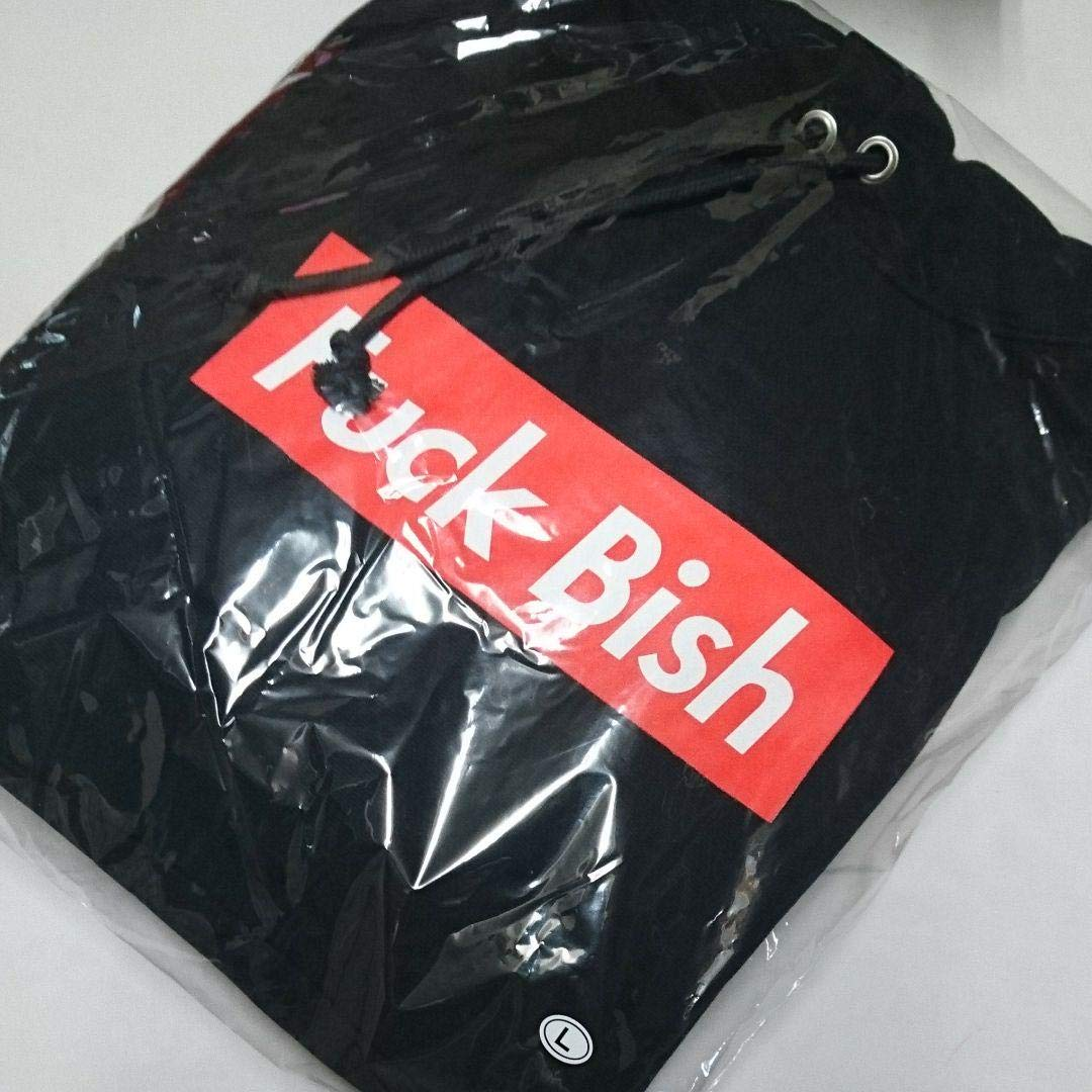 BiSH FuckBiSH パーカー Lサイズ   B07Q4ZDDGC
