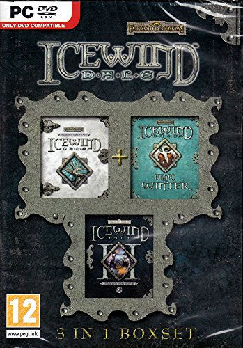 Icewind Dale 3 in 1 Boxset (Icewind Dale / Icewind Dale: Heart of Winter / Icewind Dale II) (Icewind Dale Pc Game)