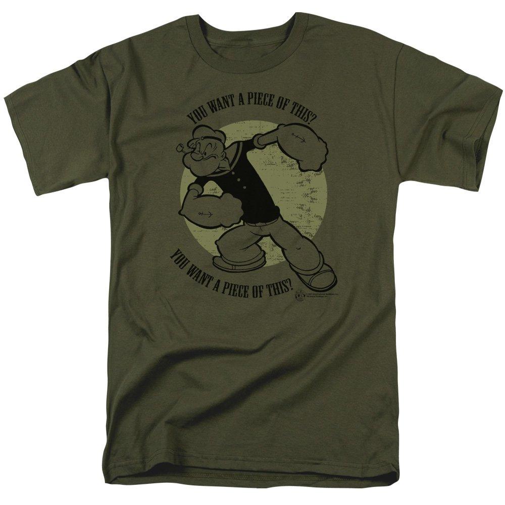 S Popeye Short Sleeve T Shirt