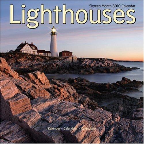 Lighthouses 2010 Wall Calendar
