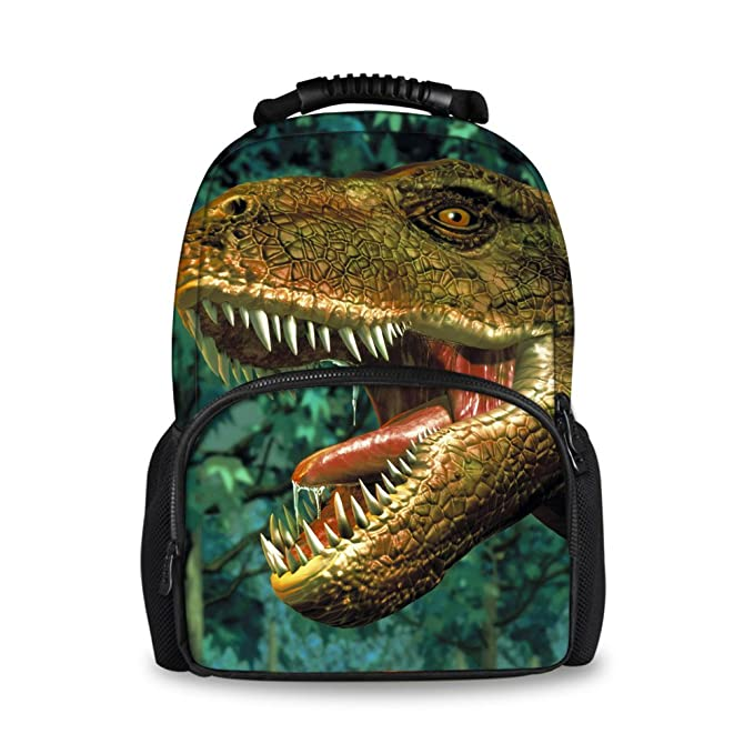 Amazon.com: Coloranimal Fashion 3D Dinosaur