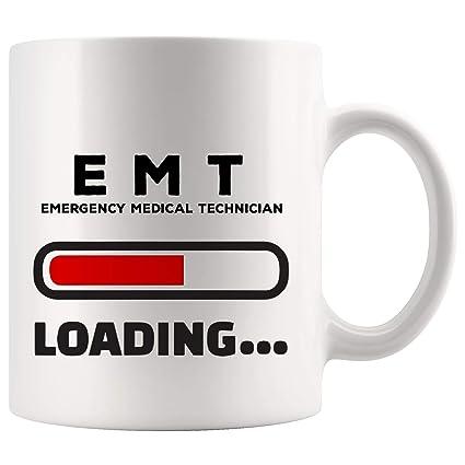 Amazon.com: Loading Future EMT Mug Best Emergency Medical ...