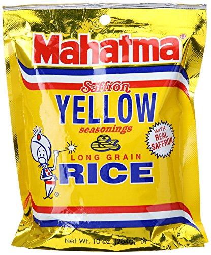 rice saffron - 5