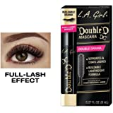L.A. GIRL NEW Mascara Collection 8ml (647 DOUBLE D)