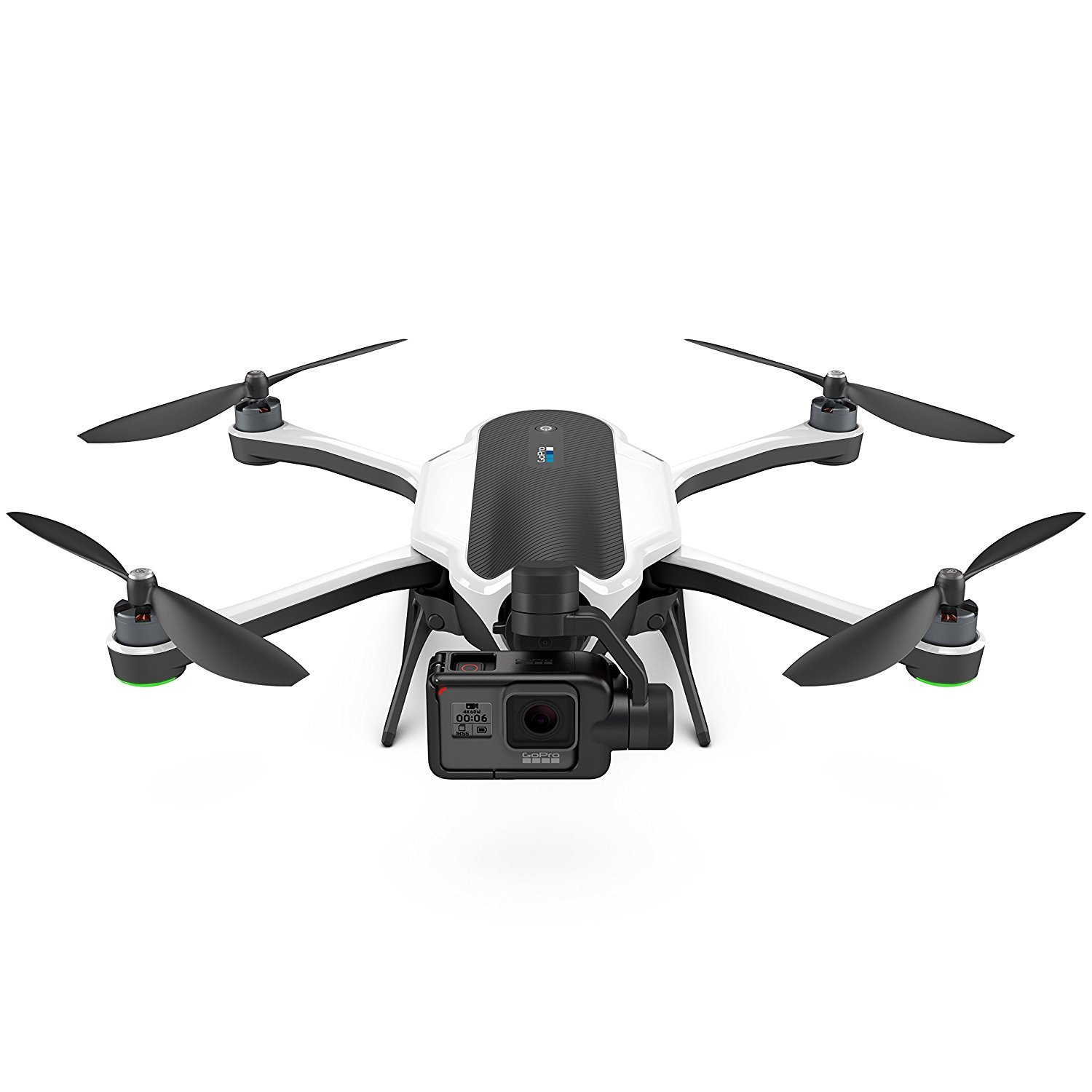 GoPro Karma Drone with HERO6 Camera – White/Black