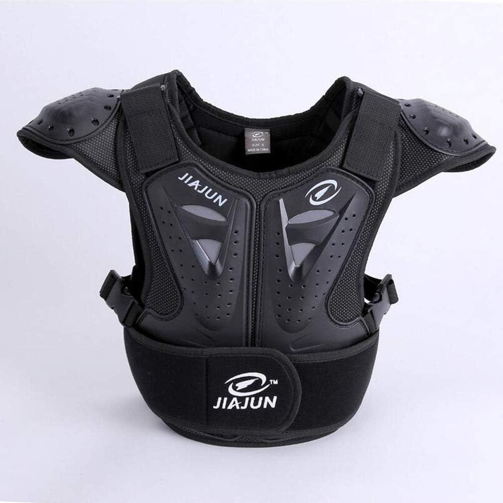 Kinder Protektorenweste Größe M,L,XL Brustpanzer Skifahren Motorrad Skateboard
