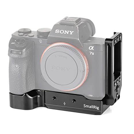 SMALLRIG a7ii L Bracket para Sony A7II / A7RII / A7SII, L Soporte ...