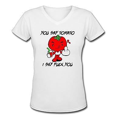 Fuck i say say tomato theme