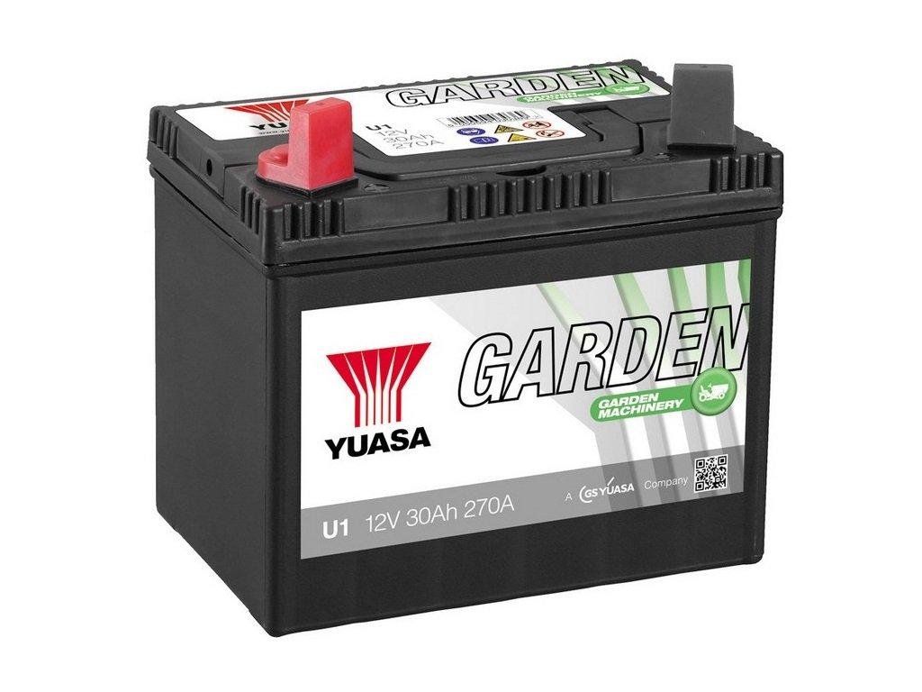 Yuasa U1 Garden Battery GS Yuasa