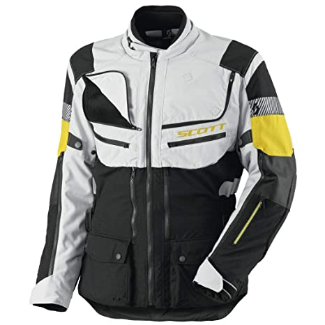 Scott Enduro Chaqueta All Terrain Pro DP Negro/Gris, Color ...