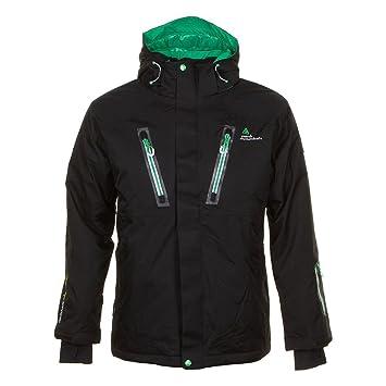 Peak Mountain - chaqueta de esquí hombre CUXO: Amazon.es: Deportes y aire libre