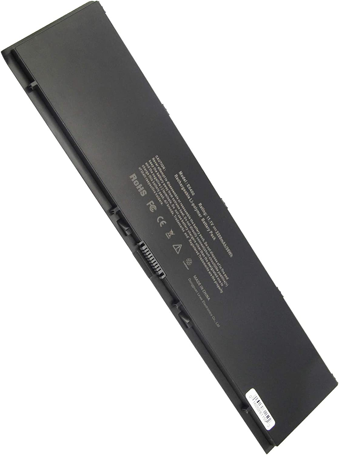 New Replacement Laptop Battery for DELL Latitude 14 7000 Series, 14 7000 Series-E7440, E7440 Series, E7440 Touch Series [Li-ion 6-Cell 3200mAh 11.1V]