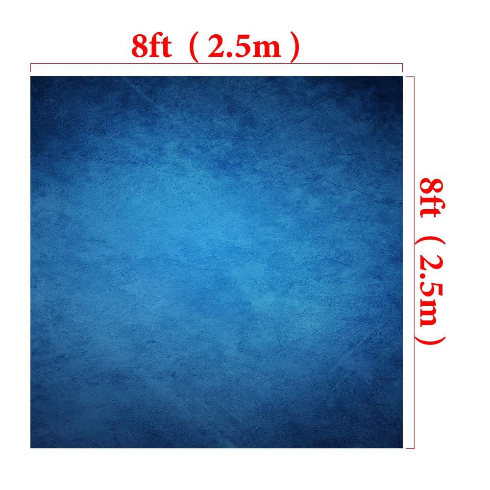Tel/ón de Fondo Retrato Fondo Abstracto Accesorios de Estudio de Fotograf/ía de Algod/ón para Fotograf/ía Sin Costuras 1.5/×2.2m Kate 5/×7ft