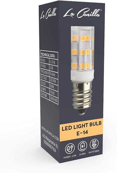 La Canilla ® - Bombilla LED Máquina de Coser Alfa, Singer, Refrey ...