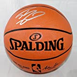 Shaquille O'Neal Autographed Official NBA Spalding Basketball - Beckett Auth