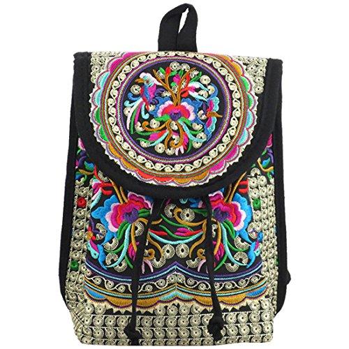 Partiss - Bolso mochila  para mujer 2