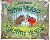 Town Mouse Country Mouse, Jan Brett, 0399226222