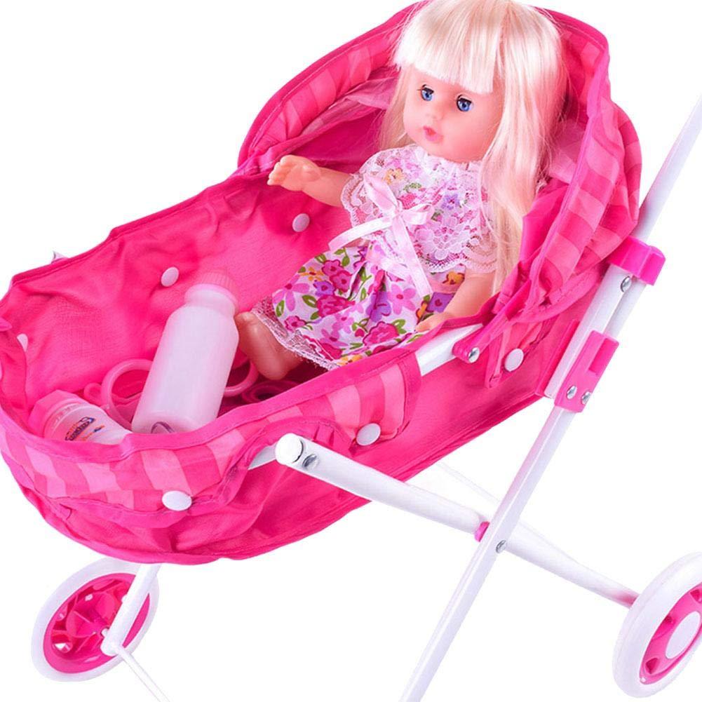 Amazon.es: per Carro para Muñecas Juguetes Infantiles Carritos ...
