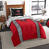 Northwest Officially Licensed NFL Tampa Bay Buccaneers Twin Bedding Set