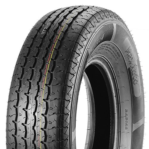 ST215/75R14 Load Range D MaxAuto Radial Trailer Tires ST215/75R-14 8Ply(Pack of 4) by MaxAuto (Image #4)