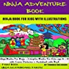 Ninja Adventure Book: Ninja Book for Kids: FART BOOK: Ninja Skateboard Farts