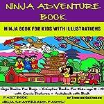 Ninja Adventure Book: Ninja Book for Kids: FART BOOK: Ninja Skateboard Farts: Perfect Ninja Books for Boys - Chapter Books for Kids Age 8-10 | Timmie Guzzmann