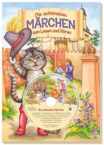 Die schönsten Märchen mit CD