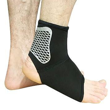 perfk Fu/ßbandage Sprunggelenk Bandage Kn/öchel St/ütze Kompressionssocken Sprunggelenkbandagen Sport Fitness Kn/öchelschutz