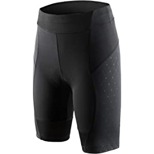 NOOYME Women's Bike Shorts 3D Padded Cycling Short with Ride