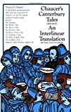 Image of Chaucer's Canterbury Tales (Selected): An Interlinear Translation
