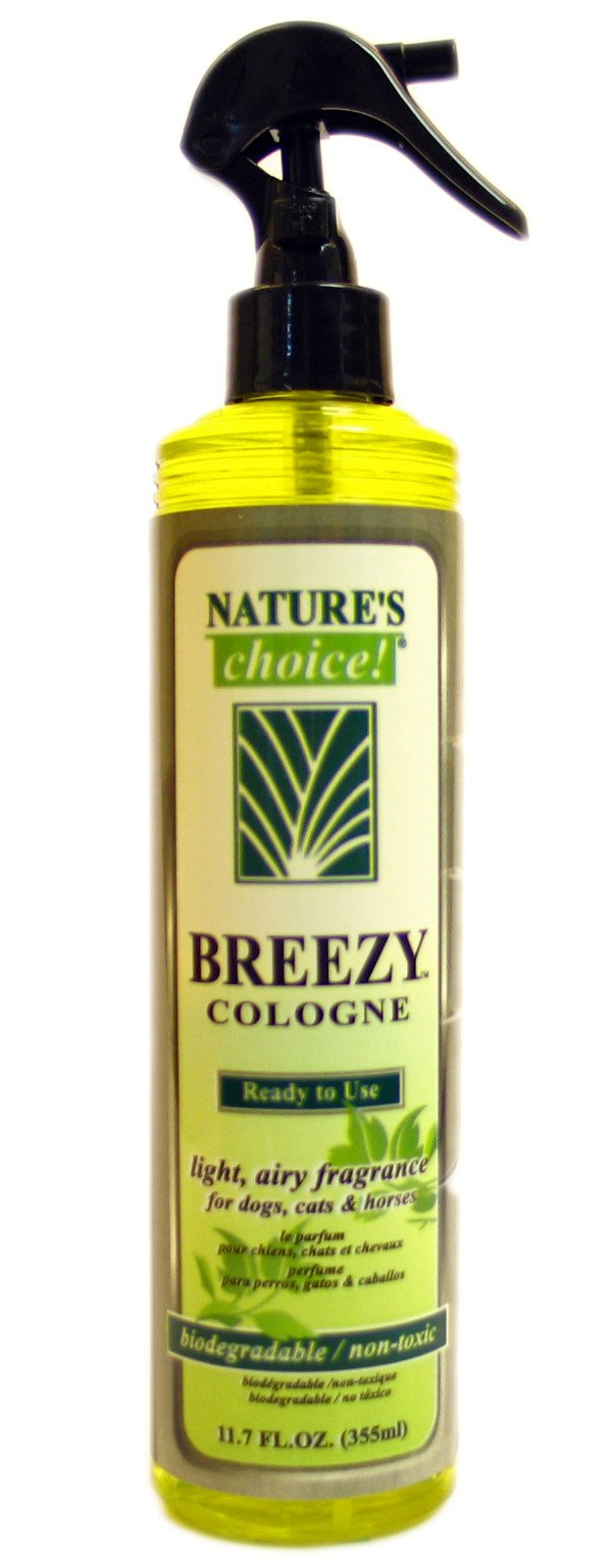 ShearPrecision Nature's Choice Breezy Pet Cologne