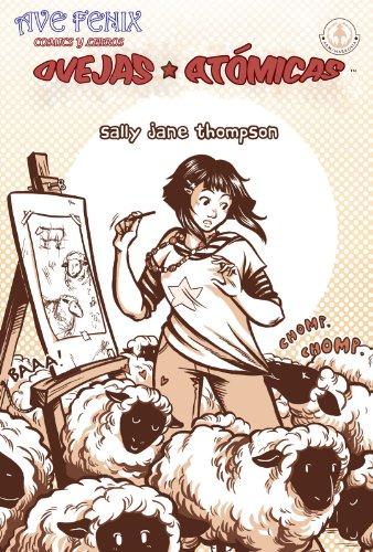 Descargar Libro Ovejas Atomicas: Manga Shojo Sally Jane