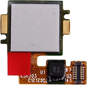 Wangl Lenovo Spare for Lenovo Vibe K4 Note Fingerprint Button(Black) Lenovo Spare (Color : Silver)
