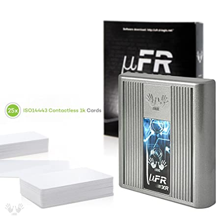 NFC Reader Writer with Relay and Long Cable Range (1000ft - 320m