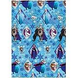 Disney Frozen Christmas Roll Wrap - 4 metres: Amazon.co.uk: Office ...