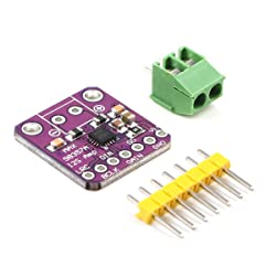 MakerHawk MAX98357 I2S Audio Amplifier Module,Audio Amplifiers Filterless Class D Amplifier,Supports ESP32 Raspberry Pi
