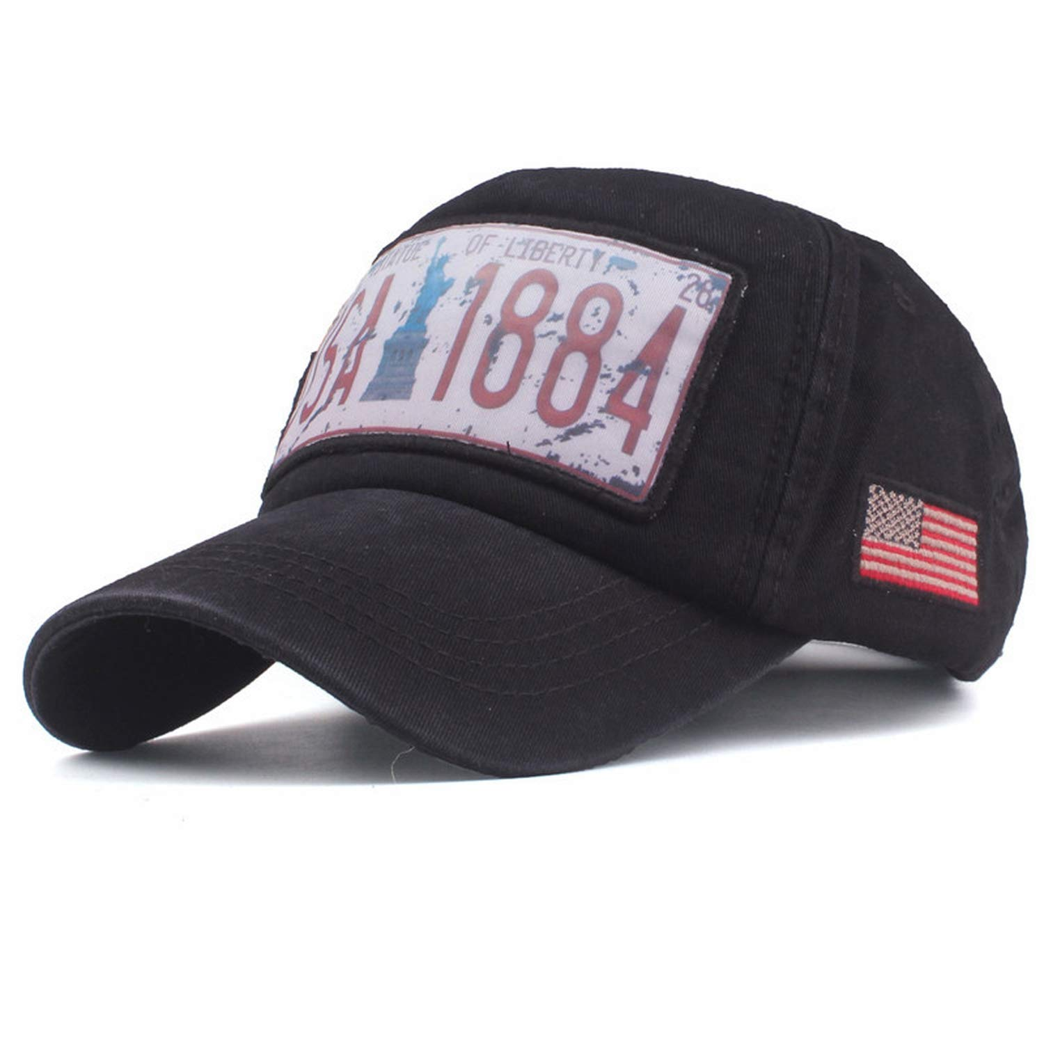 2019 New Cotton Baseball Cap Mens Hats Spring Summer Hat for Men Women Hats in The Middle East