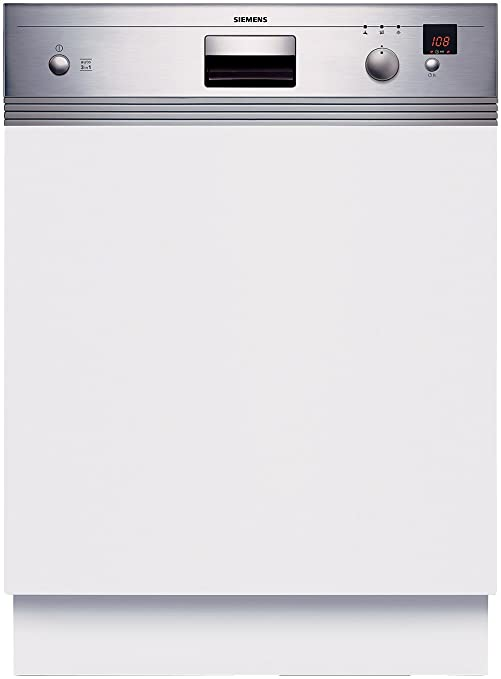 Siemens SE55E550EU lavavajilla Semi-incorporado 12 cubiertos A ...