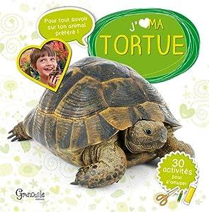 """Afficher """"J'aime ma tortue"""""""