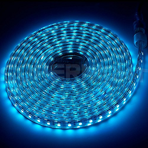 Ice Blue Led Christmas Lights - 5