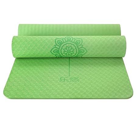 LINrxl Alfombrillas de Yoga, Alfombrilla de Fitness ...