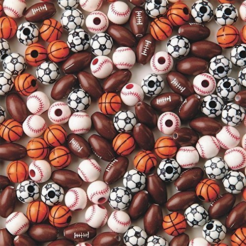 Sport Bead Assortment (3mm Bead Ss)