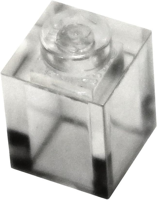 LEGO Parts and Pieces: Transparent Clear 1x1 Brick x20