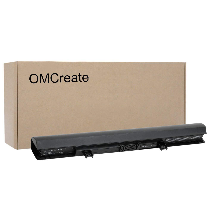 Bateria OMCreate para Toshiba Satellite PA5185U-1BRS PA5195U-1BRS PA5186U-1BRS PA5184U-1BRS -