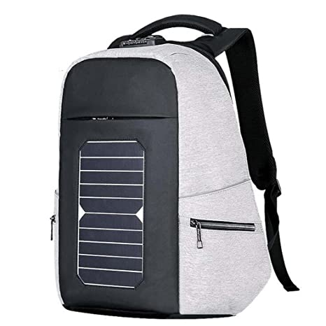 varietà di design nuova collezione stili di grande varietà Zaino da Viaggio Esterno per Ricarica Solare USB, Zaino ...