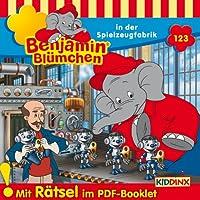 Benjamin Blümchen in der Spielzeugfabrik (Benjamin Blümchen 123)