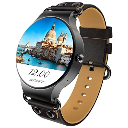 Amazon.com: Linbing123 Smart Watch Android 5.1 3G WiFi GPS ...