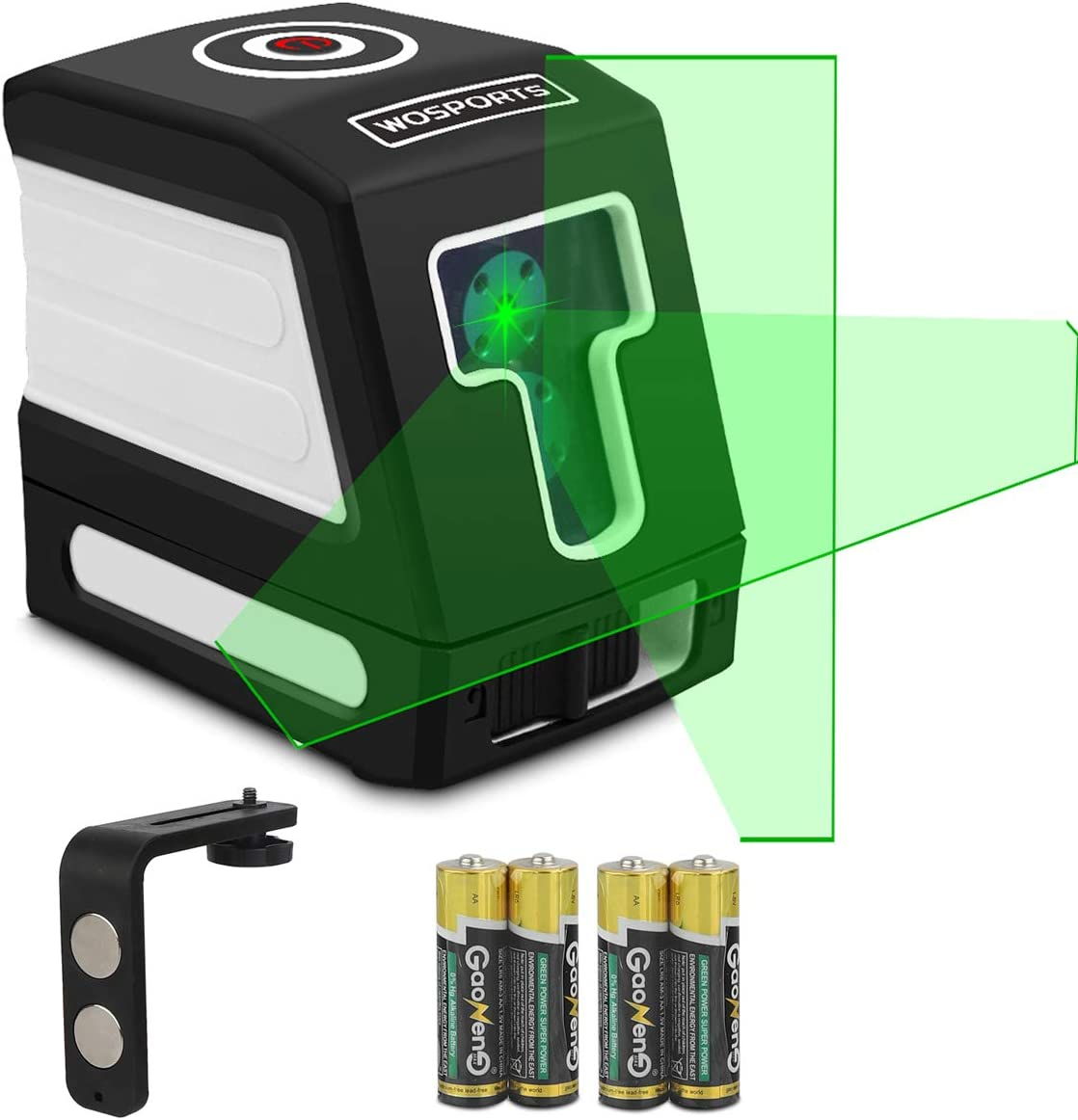 100Ft Self-Leveling Green Laser Level by Wosports