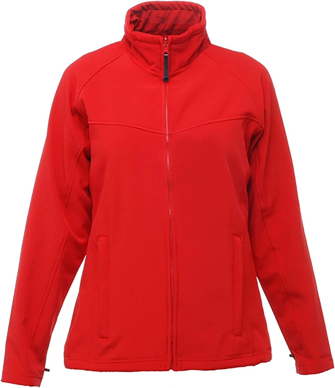 Regatta Womens Uproar Soft Shell Jacket