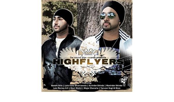 highflyers daru naal yaari mp3